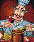 Affiche d'art de Will RAFUSE Remy