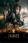 Affiche du film Le Hobbit : la Bataille des Cinq Armées