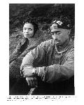 Photo noir & blanc de Tupac