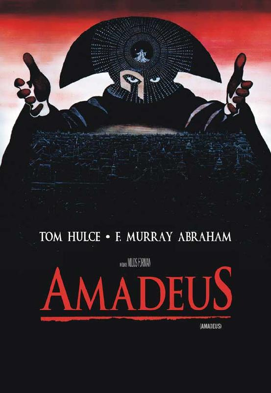 affiche du film amadeus acheter affiche du film amadeus 25439 affiches et. Black Bedroom Furniture Sets. Home Design Ideas