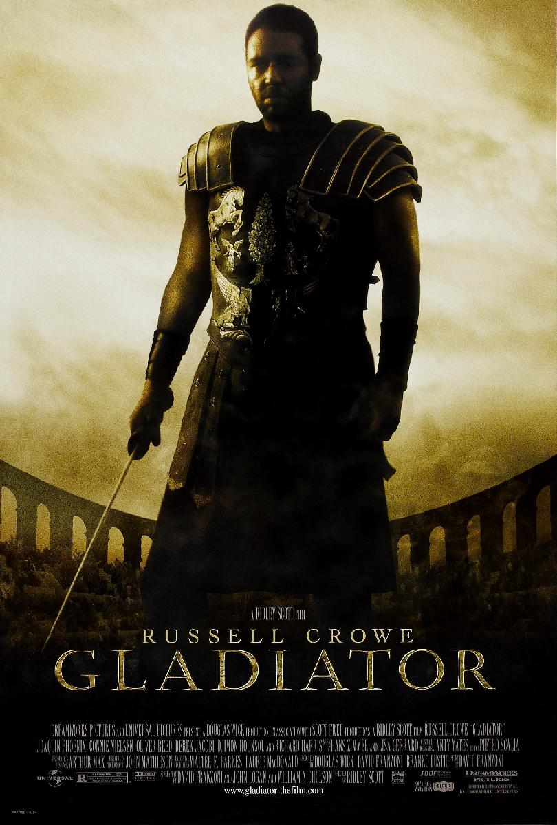 affiche du film gladiator acheter affiche du film gladiator 2619 affiches et. Black Bedroom Furniture Sets. Home Design Ideas