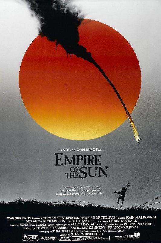 affiche du film l 39 empire du soleil acheter affiche du film l 39 empire du soleil 2623. Black Bedroom Furniture Sets. Home Design Ideas