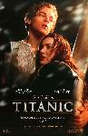 Affiche du film Titanic en 3D