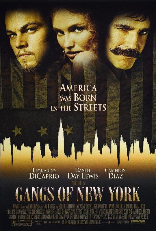 affiche du film gangs of new york acheter affiche du film gangs of new york 2658 affiches. Black Bedroom Furniture Sets. Home Design Ideas