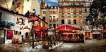 Photo de Stephane Rey-Gorrez Paris-Metro Saint-Michel