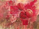 Affiche de Yvonne Dulac Fleurs d'Automne II