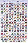 Poster les drapeaux du monde