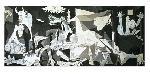 Peinture de Pablo Picasso Guernica