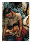Dessin de Diego Rivera La Noche de los Pobres