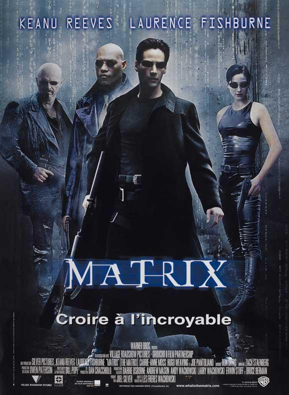 poster du film matrix acheter poster du film matrix 2896 affiches et. Black Bedroom Furniture Sets. Home Design Ideas