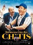 Affiche de cinéma Bienvenue chez les Ch'tis