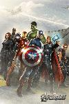 Affiche du film The Avengers