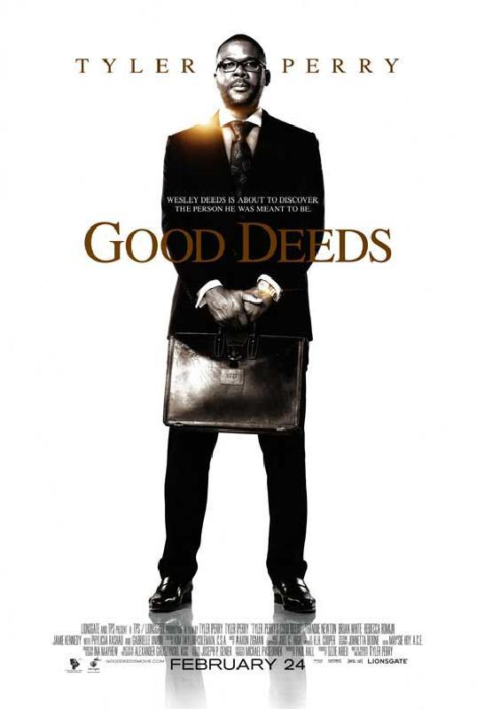 affiche du film good deeds acheter affiche du film good deeds 2961 affiches et. Black Bedroom Furniture Sets. Home Design Ideas