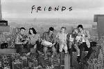Poster série TV friends New York