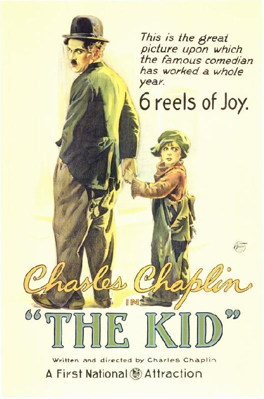 affiche du film the kid de charlie chaplin acheter affiche du film the kid de charlie chaplin. Black Bedroom Furniture Sets. Home Design Ideas