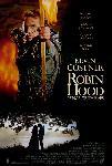 Poster du film Robin des Bois, prince des voleurs