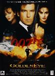 Affiche film James Bond GoldenEye