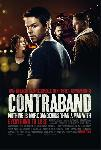 Affiche officielle du film Contrebande