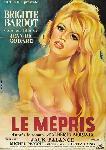 Affiche du film Le Mépris