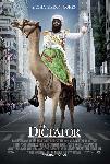 Poster du film The Dictator