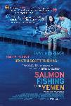 Affiche du film Des saumons dans le désert