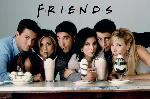 Poster de Friends - Milkshake