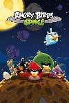 Poster du jeu vidéo Angry Birds Space