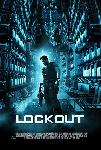 Affiche officielle du film Lock Out