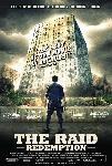 Affiche du film The Raid