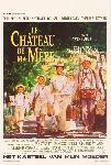 Affiche du film Le Château de ma mère de Yves Robert (Marcel pagnol)