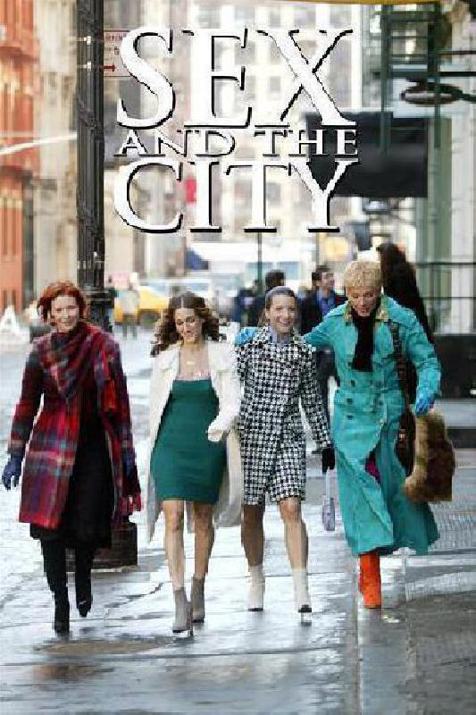 sex and the city posters artwork