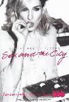 Affiche noir et blanc de la Série TV Sex and the City