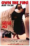 Affiche du film Sister Act (Own the fun !)