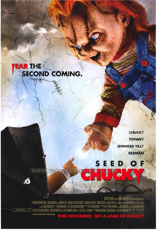 affiche du film le fils de chucky acheter affiche du film le fils de chucky 3267 affiches. Black Bedroom Furniture Sets. Home Design Ideas
