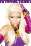 Poster de Nicki Minaj Starships