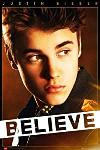 Affiche de Justin Bieber Believe