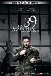 Affiche du film Les 39 marches Alfred Hitchcock