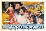 Affiche du film Les Enfants du paradis (family)
