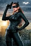 Poster du film The Dark Knight Catwoman