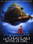 Affiche du film Le Château dans le ciel