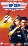Affiche du film Top Gun (red)