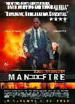 Affiche du film Man on Fire (stars)