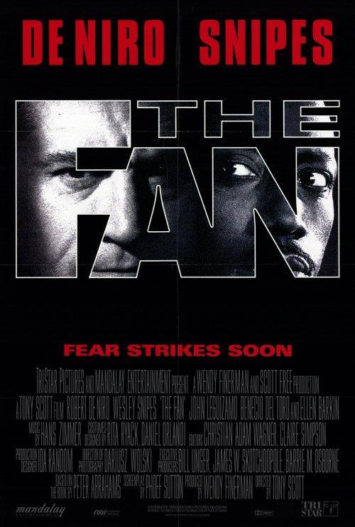 affiche du film le fan acheter affiche du film le fan 3539 affiches et. Black Bedroom Furniture Sets. Home Design Ideas