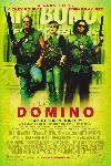 Affiche officielle du film Domino