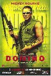 Affiche du film Domino (Rourke)