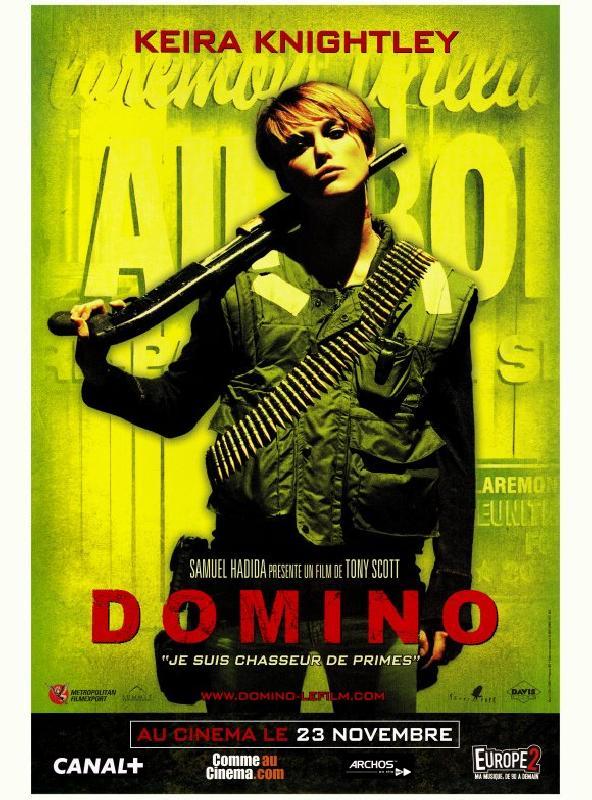 affiche du film domino knightley acheter affiche du film domino knightley 3544. Black Bedroom Furniture Sets. Home Design Ideas