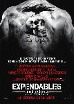 Affiche du film The Expendables (french)