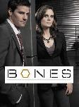 Affiche de la série TV Bones (couple)