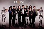 Affiche de la série TV Bones (Cast)