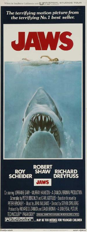 poster du film les dents de la mer jaws acheter poster du film les dents de la mer jaws. Black Bedroom Furniture Sets. Home Design Ideas
